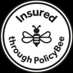 Insured through PolicyBee logo